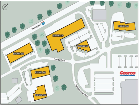 Cranberry Corporate Center Site Plan